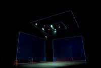 Curious Incident of the Dog in the Night-Time Rehearsal