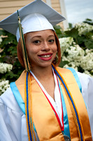 Kierra -- Cap and Gown